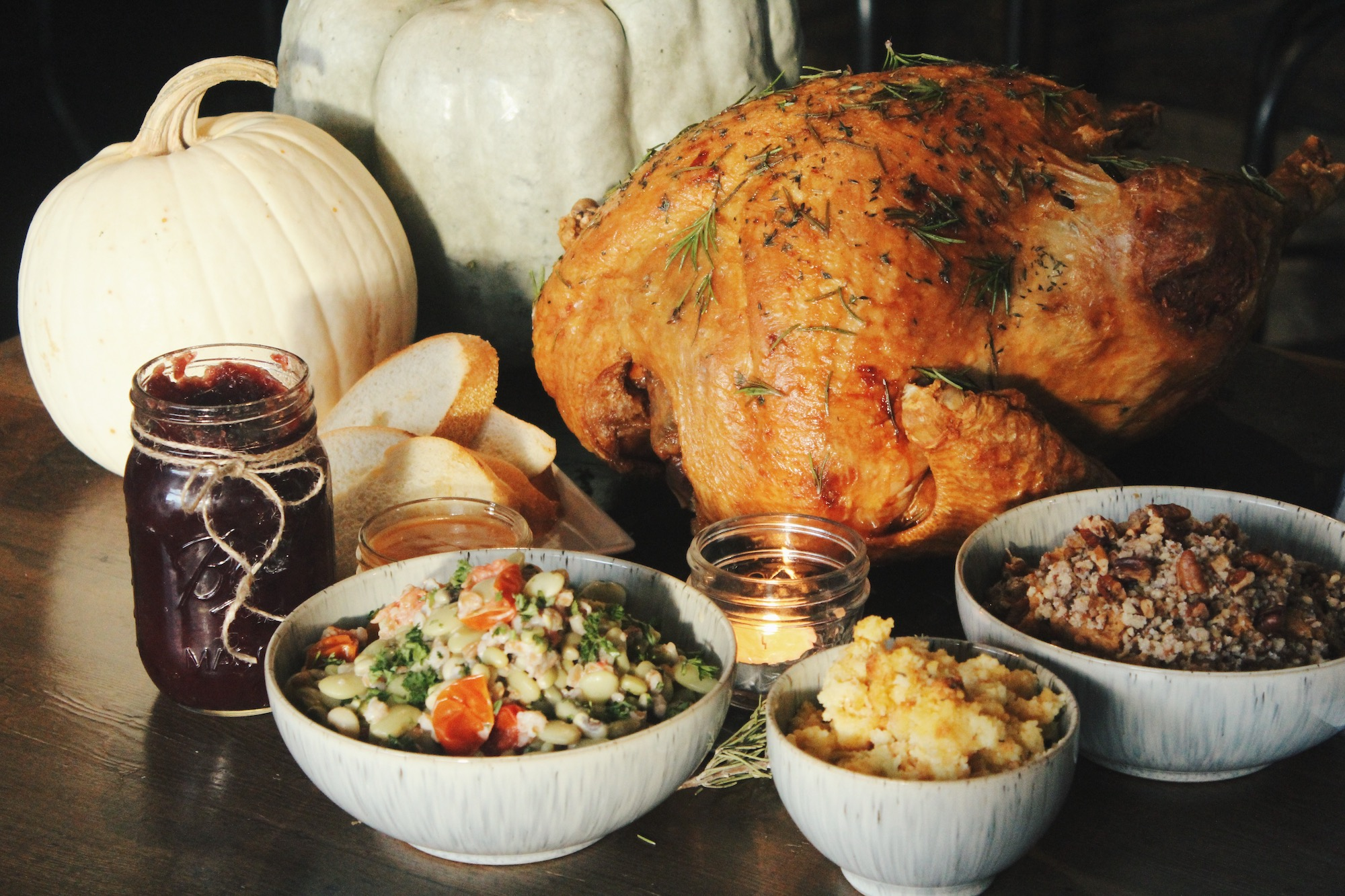 Give Thanks with Real & Rosemary